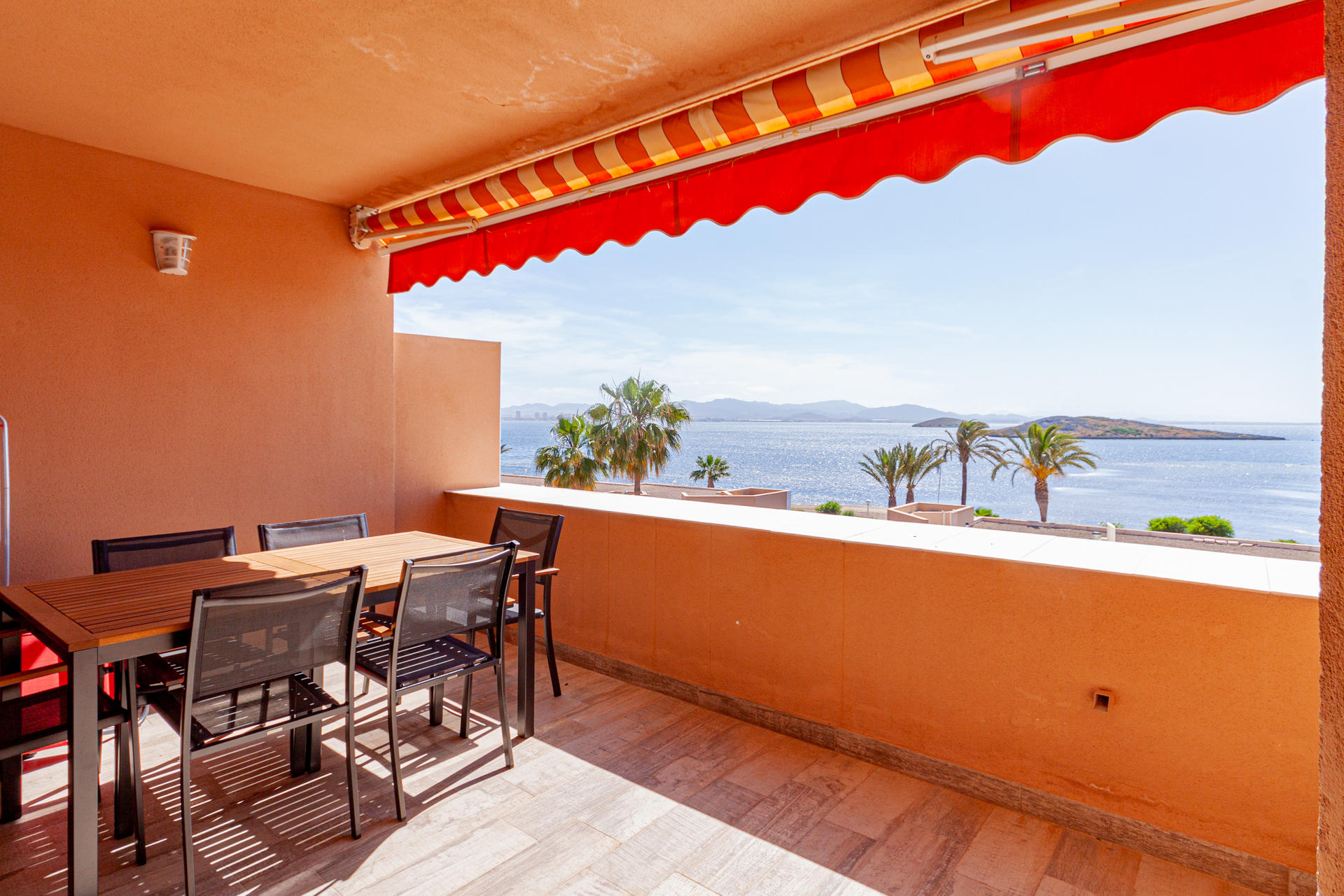 For Rent Apartment La Manga del Mar Menor