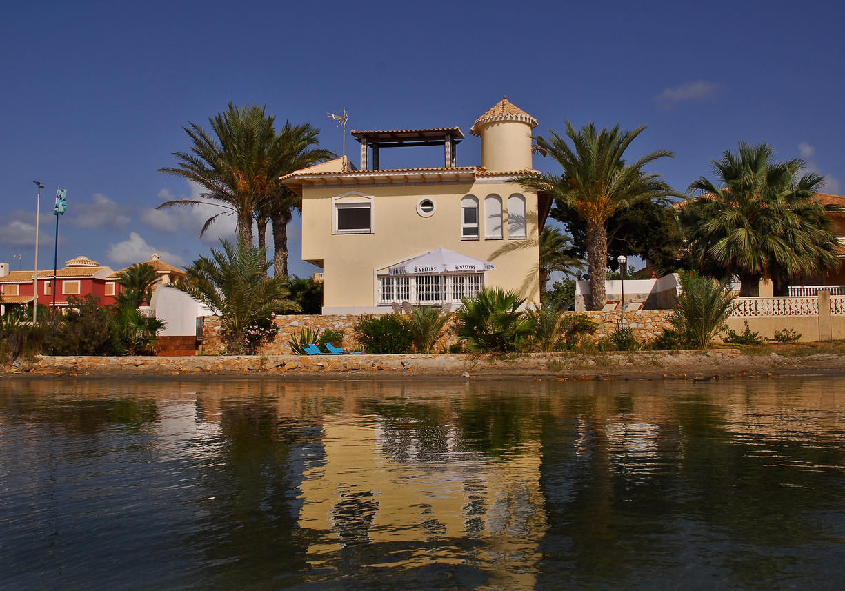 For Rent Villa La Manga del Mar Menor